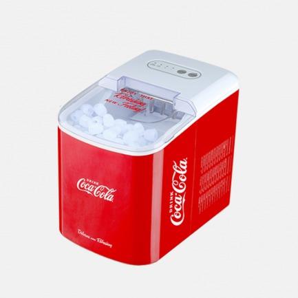 可口可乐家用制冰机 | 高效制冷 8分钟快速出冰 夏日必备