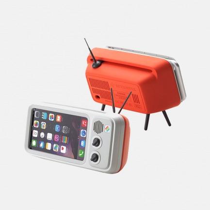 秒变复古小电视的手机壳 | 追剧也能解放双手