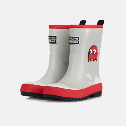 吃豆人合作款儿童雨鞋雨靴   再也不怕雨天湿鞋 好看舒适又安全