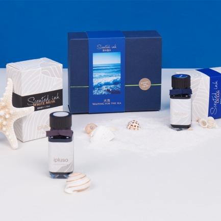 香氛墨水礼盒 | 与香水调香师共同研制