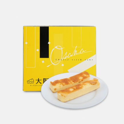 前田製菓 | 大阪芝士蛋糕 | 精选法国卡门培尔奶酪烘焙