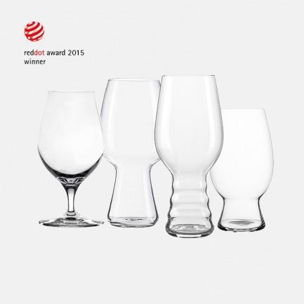 德国专业啤酒杯四件套 | 呈现啤酒特殊又复杂的香气