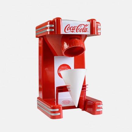 可口可乐刨冰机冰沙机 | 在家也能制刨冰 简单易用