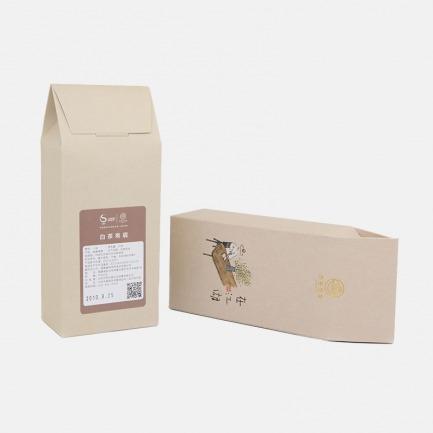 福建白茶寿眉私房茶 | 自然有机白茶 茶香味甘