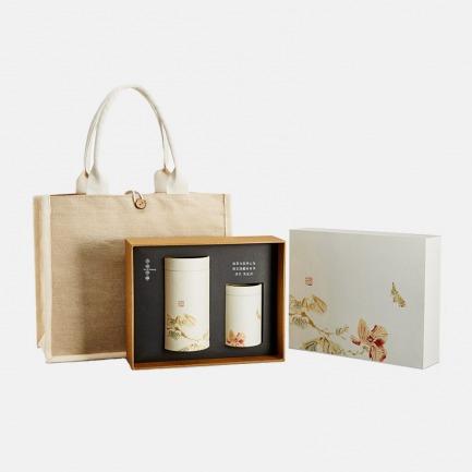 福建牡丹寿眉白茶礼盒 | 自然有机白茶 茶香味甘