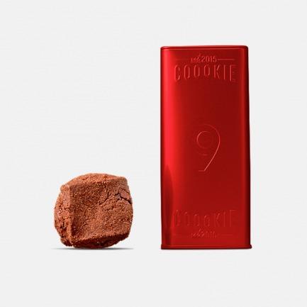 盐之花 海盐巧克力饼干 | 浓郁巧克力香 酥脆好口感