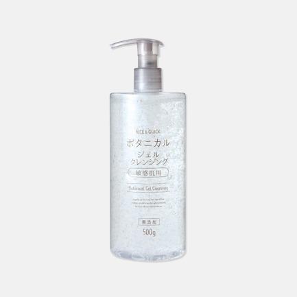 纯植物卸妆啫喱 | 深层清洁 敏感肌可用