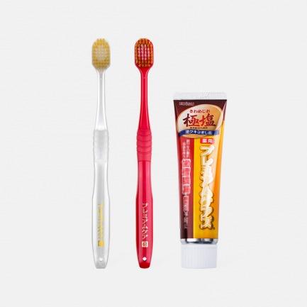 畅销日本的舒适护齿套装 | 给牙齿一个舒适的SPA