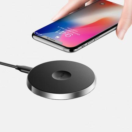 快充无线充电器 | 10W快充+智能温控+不伤手机
