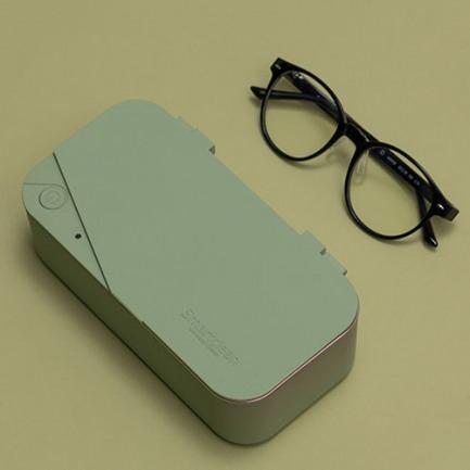 超声波清洗机 | 60s清洁眼镜 洗完像新的一样