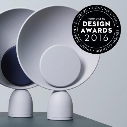 BLOOPER 台灯 | 丹麦设计家居品牌 荣获多个设计奖项
