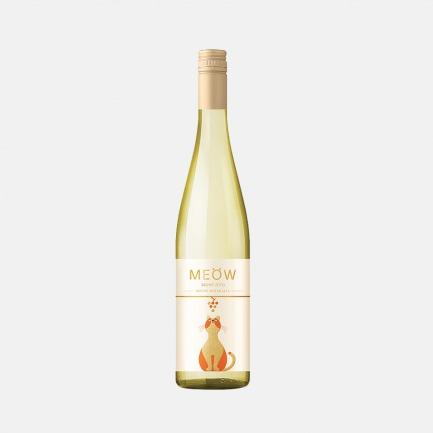 澳洲莫斯卡托甜白微起泡酒   甜白小猫酒 风味浓郁愉悦