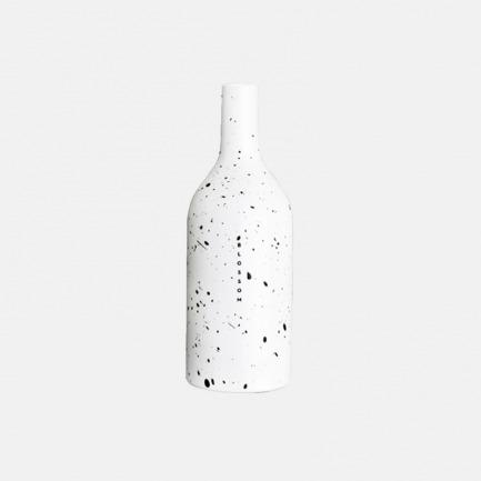 陶瓷喷点小花瓶 轻巧简约 | 随意的墨点 丰富视觉效果