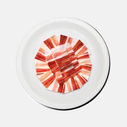 乌金猪生食火腿40g | 粮食喂养的云南特级乌金猪