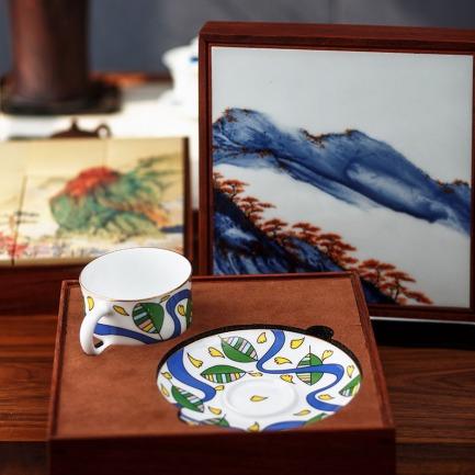 故宫月饼&茶器香茶礼盒 | 五款月饼 茉莉花茶配茶器
