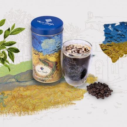 梵高阿拉比卡拼配咖啡 | 精选世界各地名品咖啡豆