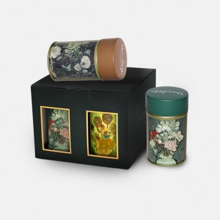 梵高拼配花茶茶叶 | 精选世界各地上乘名茶