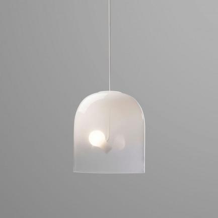 创意设计吊灯 Nightingale | 诗意的鸟笼形象 触摸调光