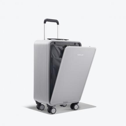 轻金属竖开合旅行箱 20寸 OSLO系列 | 曜石黑/玫瑰金/钻石银三色