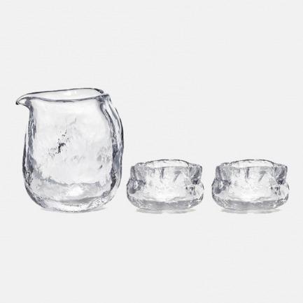 故宫联名古法琉璃茶器套装 | 纯手工打造 藏品级器皿