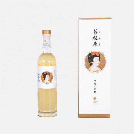 贵妃代言的千年美酒荔枝来 | 荔枝甜露 天然原汁发酵