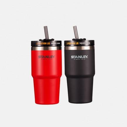 创意吸管 随身携带保温杯 | 小口直饮 大口畅饮