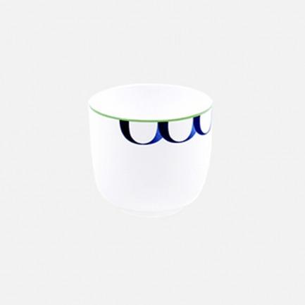 蓝靛系列 优质骨瓷小茶杯 | 小巧可爱质感好 简约优雅