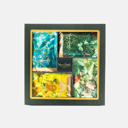 梵高艺术茶包礼盒 | 醇厚茶香 清雅芳香