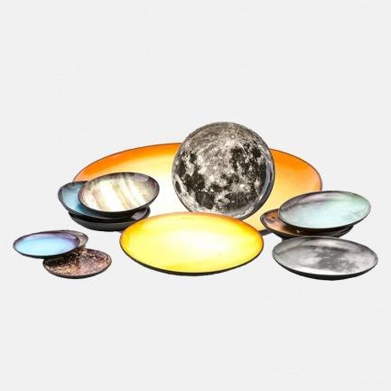 创意宇宙星球餐盘 | 把宇宙星河都铺满餐桌