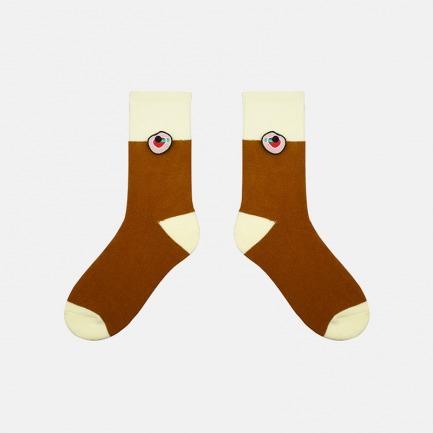 圣诞天气系列加厚纯棉袜子 | 经典的圣诞配色 柔软亲肤