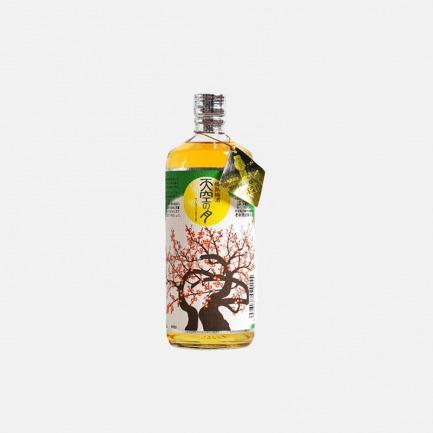 老松天空之月樽熟梅酒 | 多年金赏的威士忌风味梅酒