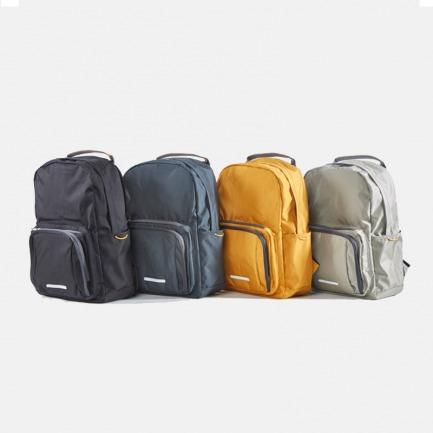 韩国街头风通勤背包15寸 | 4款时尚颜色 简约巧收纳