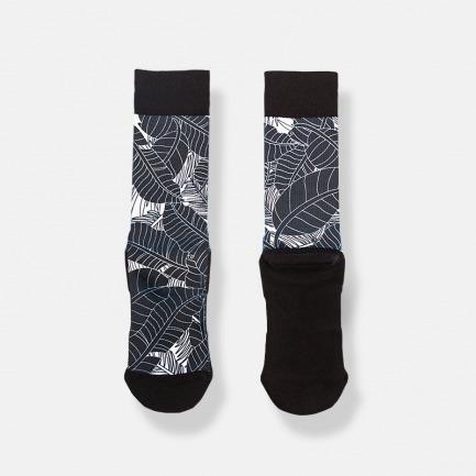 LEAF时尚男士中筒袜 | 时髦从好看的袜子开始