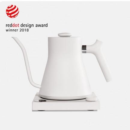 荣获红点奖的高颜值热水壶 | 咖啡师都爱用 轻松精准控温