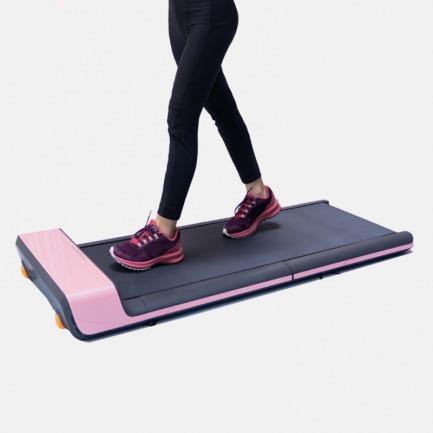 可轻松折叠的家用走步机   粉色限量版 时尚健身单品