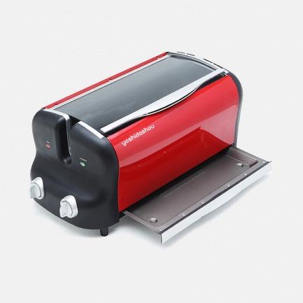 家用360°旋转烧烤炉 | 烧烤起来仪式感更强烈