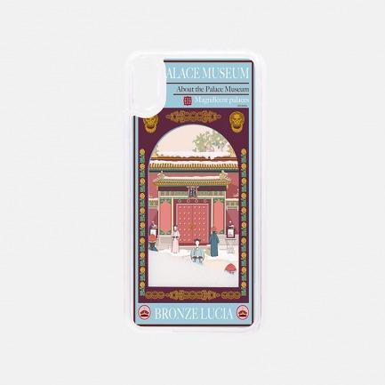 宫廷风手机壳 紫禁城雪景   优雅中国风 复古文艺有品质