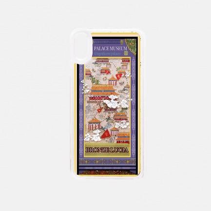 宫廷风手机壳 宫廷寻宝图   优雅中国风 复古文艺有品质