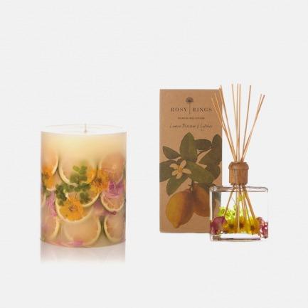 柠檬花与荔枝裸蜡、无火香薰 | 纯手工制作的艺术集合品
