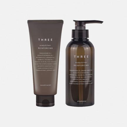 极致丰盈护发素洗发水 | 植物萃取 秀发茁壮丰盈