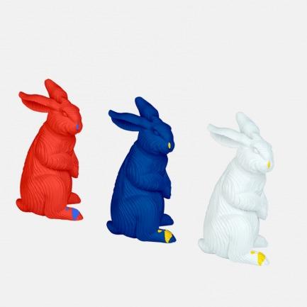 幸运兔Lizz-艺术摆件 | 象征幸运的当代艺术雕塑