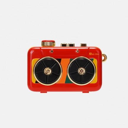 霹雳唱机 | AI语音,真立体双喇叭