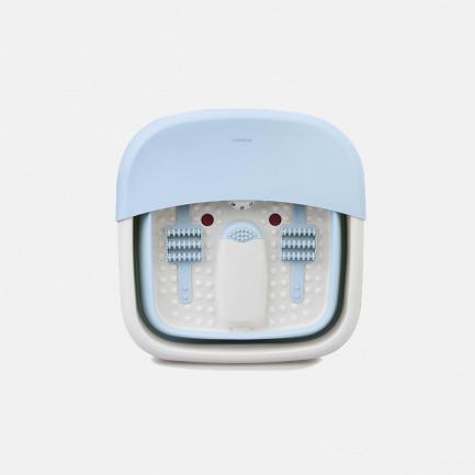 可折叠按摩足浴盆 | 红光理疗功能
