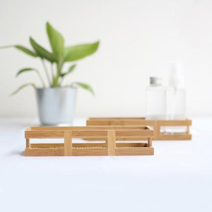 竹质抽屉收纳 | 独特设计,享受纯粹生活