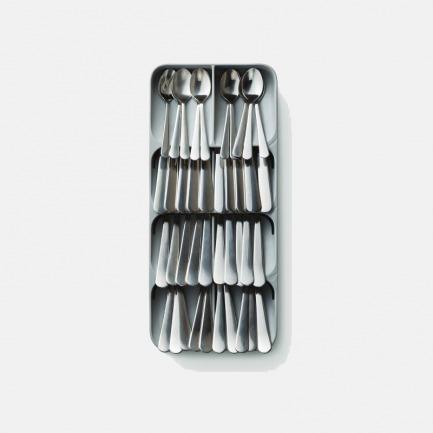 餐具抽屉收纳整理器加大版   至少可盛放48件餐具