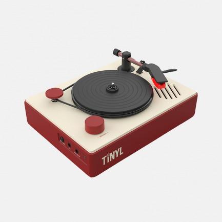 LOOP迷你黑胶蓝牙一体唱机 | 全球最小黑胶蓝牙一体唱机