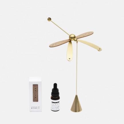 蜻蜓平衡扩香器 | 诗的味道 平衡扩香器