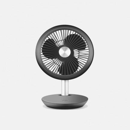 小风扇落地电扇 | 四档风速调节,低噪音运行