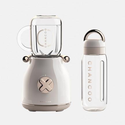 金刚芭比榨汁机   轻复古设计,强劲破冰