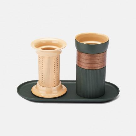 乐穿梭茶具 | 茶具+茶叶精美端午礼盒